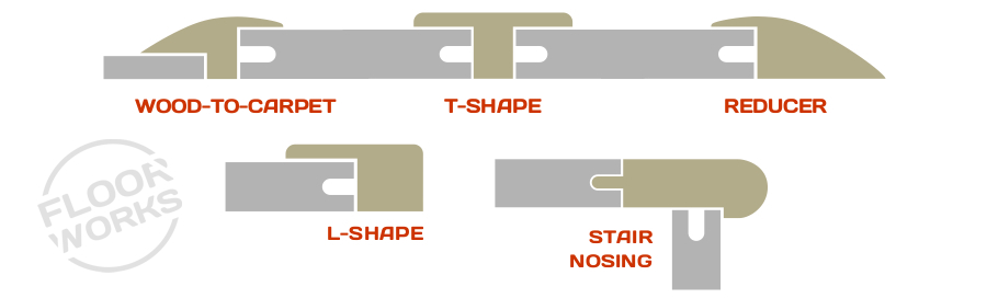 Moulding & Flooring Profiles