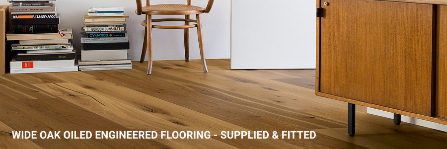 Oak Oiled Wood Flooring St Marys Cray
