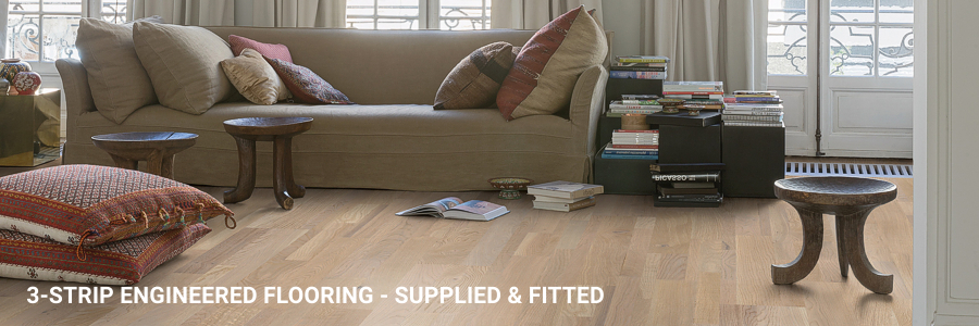 engineered floor fitting