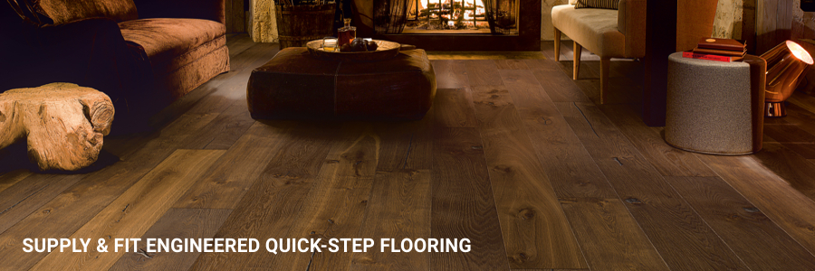 Supply And Fit Quickstep Flooring Clerkenwell