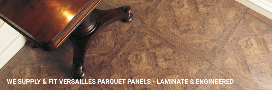Supply And Fit Versailles Parquet Panels Tower Hill