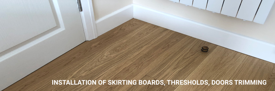 We Skirting Boards Insrallation Accessories Clerkenwell